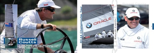 BMW ORACLE Racing  - RESTPOSTEN - Top Qualität